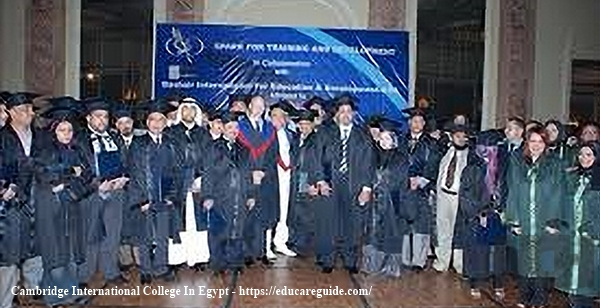 Cambridge International College In Egypt