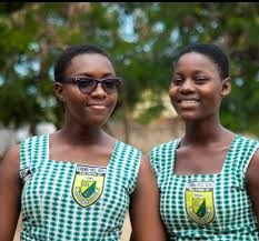SHS Students in Ghana