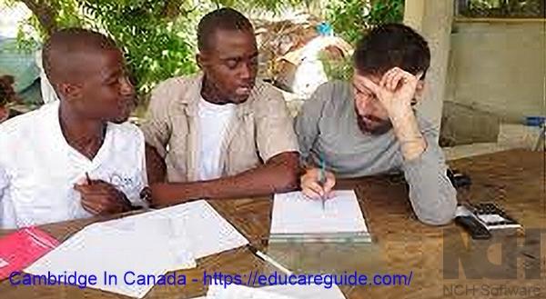 Cambridge International College In Canada
