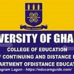 Can I Read Education Program-University Of Ghana-Legon?