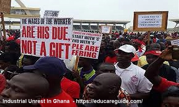 The Trade Unions Congress Ghana - Find Out The Roles That The Workers Unions In Ghana Play To Develop Ghana's Economy
