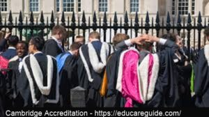 Is Cambridge International College Accredited