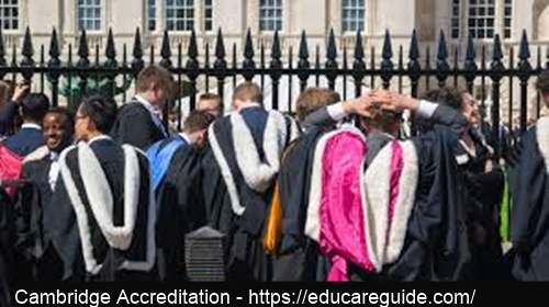 Is Cambridge International College Accredited - Complete Answer To All Your Concerns About CIC