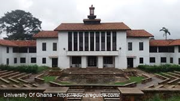 UG Sakai University Of Ghana - Online Teaching And Learning Platform For Students & Lecturers