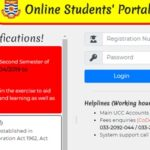UCC Student Portal Login - Here Is The University Of Cape Coast Online