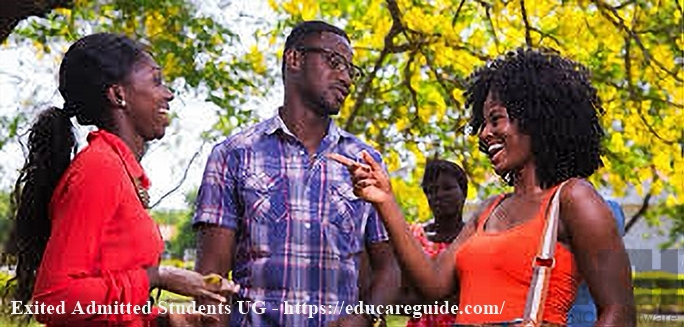 University Of Ghana Admission List