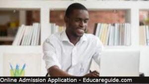 University Of Ghana Online Application Steps
