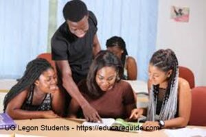 science courses in legon