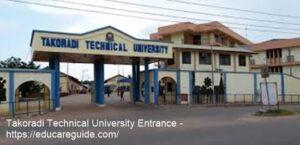 TTU Portal Login- Takoradi