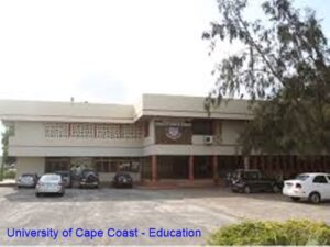 List Of UCC Education Courses