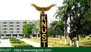 is d7 accepted in knust