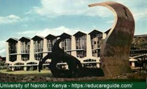 general arts courses at UON