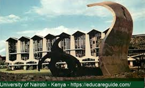 General Arts Courses At UON - University Of Nairobi Art Programs
