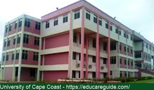 Is D7 Accepted In UCC - University of Cape Coast C5, C6, D7, E8 F9
