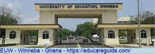 When Is UEW Reopening 2020/2021 - University Of Education, Winneba
