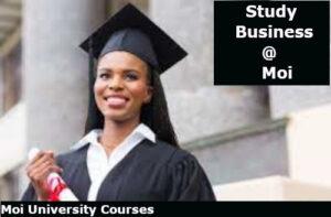 business courses at moi university MU
