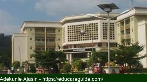 Aaua Courses And Cut Off Mark - Adekunle Ajasin UniversityList of Programs