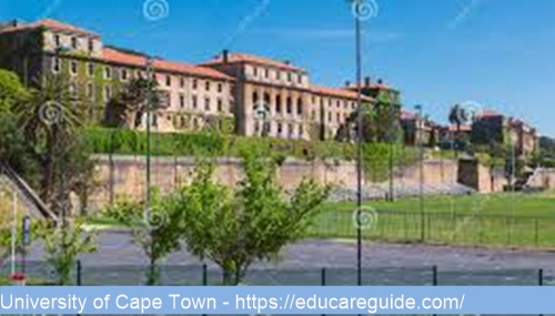 university of cape town courses
