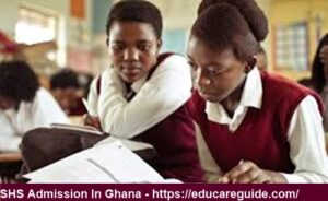 general prospectus for senior high schools in ghana