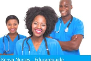 kenyatta university certificate in nursing ku courses