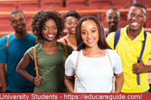 kenyatta university courses and cluster points