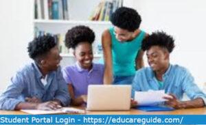 ufs student portal login