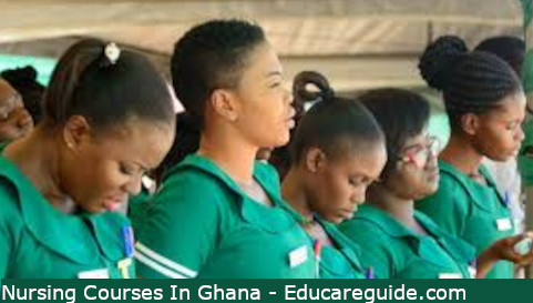 nursing courses in ghana