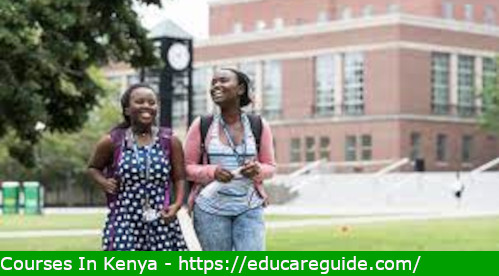 technical university of kenya diploma courses