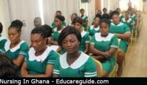 best nursing schools in ghana