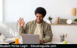 tum login portal pages