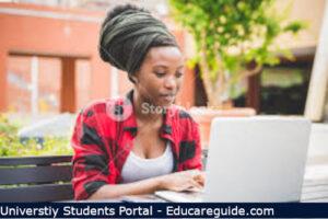 tsu student portal login