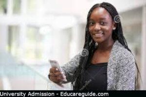 uon online application process