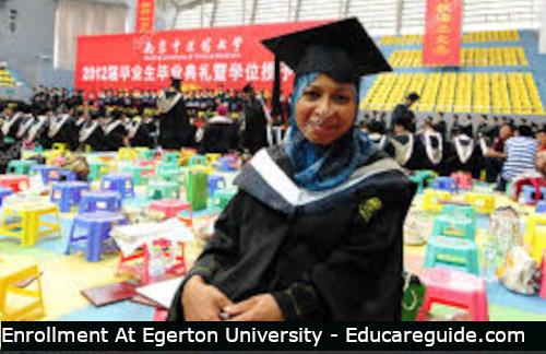 egerton university courses