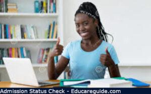 uct status check online