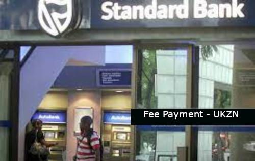 UKZN Banking Details For