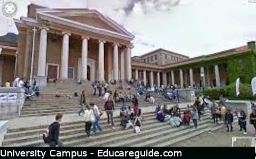University Of Cape Town Prospectus 2022 Pdf Download - UCT Applicants Information
