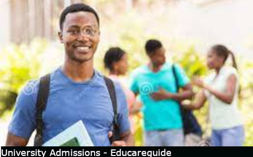 When Will Legon Start Admission 2021 - When Will UG Applicants Receive Admission Letters For The 2021-2022 Academic Year?