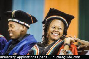 is ukzn open for application