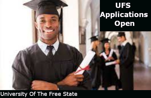 are ufs applications open