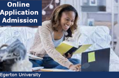 Egerton University Online Application