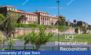 Is university of cape town recognized