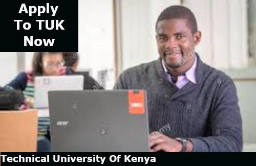 tuk online application process