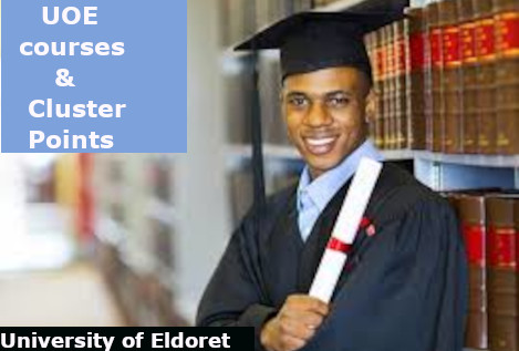 uoe courses and cluster points