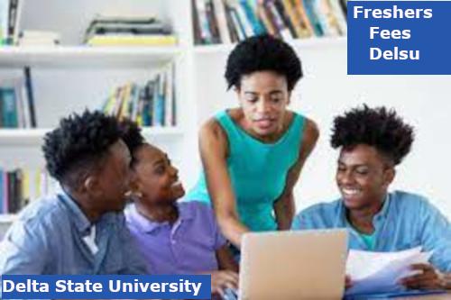 delsu school fees for freshers